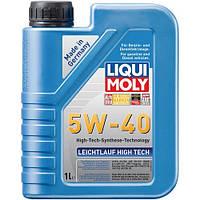 Синтетическое моторное масло Liqui Moly Leichtlauf High Tech 5W-40 1л