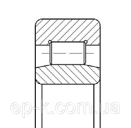 Подшипник  6-32122 Д (NU1022 ECLА/Р6)