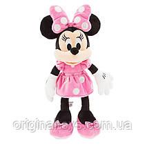 Мягкая плюшевая игрушка Минни Маус Minnie Mouse Дисней 46 см, Pink