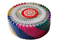 Портновские иголки цветные 480 (шт)