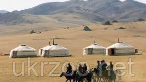 Монгольский обед