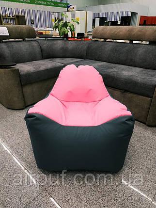 """Кресло-мешок """"Пирамида"""" (ткань Оксфорд), размер 90*80 см, фото 2"""