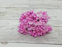 Сложные тычинки на проволоке, Нежно розовые, фото 1