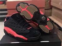 Кроссовки Nike Air Jordan 13  Low x CLOT  реплика