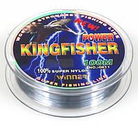Леска King Fisher Winner, сечение 0,18, длина 100м.
