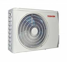 Кондиціонер Toshiba RAS-18U2KH3S-EE/RAS-18U2AH3S-EE сріблястий, фото 2