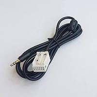 Кабель переходник 3.5mm с фильтром AUX cable for VAG Volkswagen RCD 210 RCD300 RNS 300 RNSRCD510 RCD310 RNS510