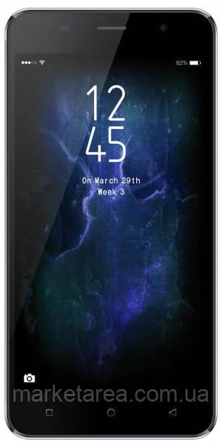 """Смартфон Bravis A510 Jeans 4G DS Blue синий (2SIM) 5"""" 1/8GB 5/8Мп 3G оригинал Гарантия!"""