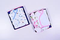Комплект для новорожденного в коробке из 6-ти предметов SEVI BEBE 254245
