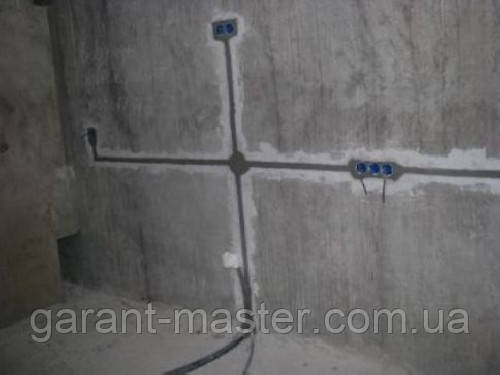 Монтаж, заміна електропроводки в Харкові - фото 3