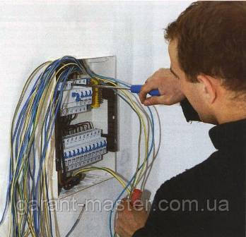 Монтаж, заміна електропроводки в Харкові - фото 4
