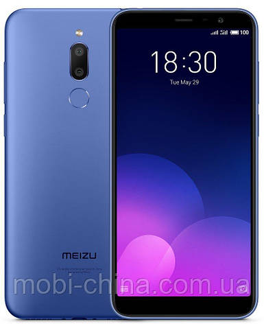 Смартфон MEIZU M6T 16GB Blue EU, фото 2