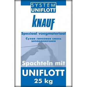 Шпатлевка KNAUF Унифлотт 25 кг
