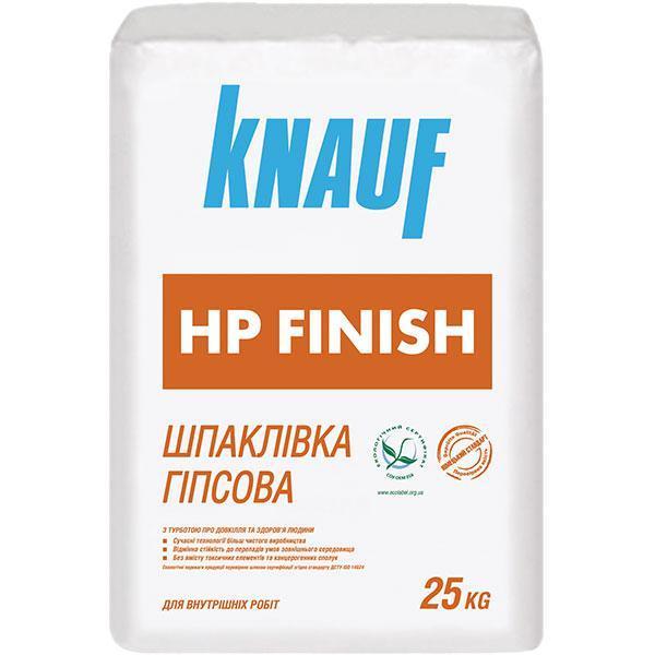 Шпатлевка KNAUF НР ФИНИШ 25 кг