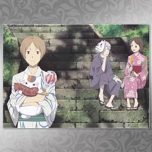 Плакат Аниме Natsume Yuujinchou 03