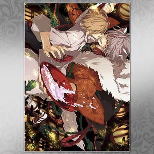 Плакат Аниме Natsume Yuujinchou 04