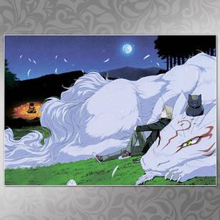 Плакат Аниме Natsume Yuujinchou 07