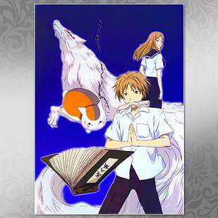 Плакат Аниме Natsume Yuujinchou 09