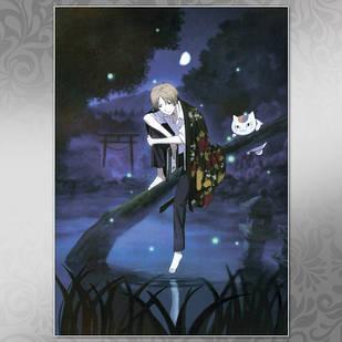 Плакат Аниме Natsume Yuujinchou 11