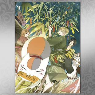 Плакат Аниме Natsume Yuujinchou 13