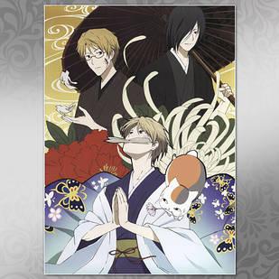 Плакат Аниме Natsume Yuujinchou 14
