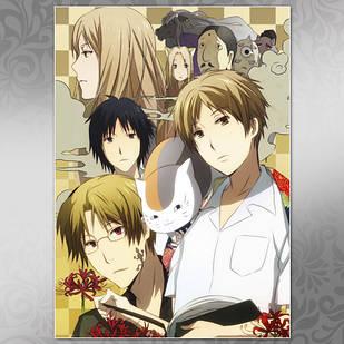 Плакат Аниме Natsume Yuujinchou 15