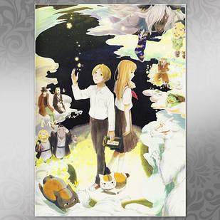 Плакат Аниме Natsume Yuujinchou 17