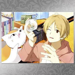 Плакат Аниме Natsume Yuujinchou 18
