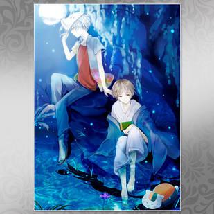 Плакат Аниме Natsume Yuujinchou 19