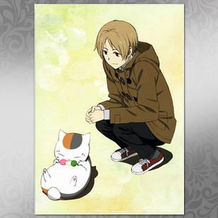 Плакат Аниме Natsume Yuujinchou 21