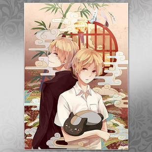 Плакат Аниме Natsume Yuujinchou 22