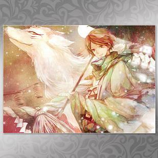 Плакат Аниме Natsume Yuujinchou 24