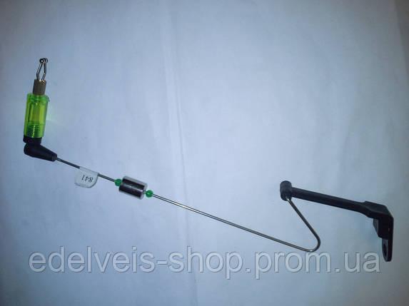 Свингер рыболовный штанга (металлические усики), фото 2
