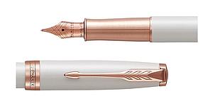 Ручка перьевая Parker SONNET PREMIUM PEARL ETUI, фото 2
