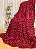 Покрывало мех роза KOLOCO, фото 6