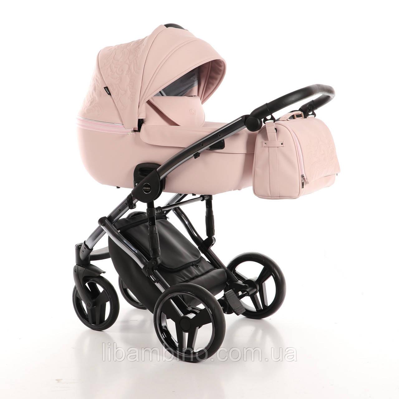 Дитяча універсальна коляска 2 в 1 Junama Enzo Go 02