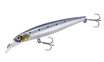 Воблер FISHYCAT BOBCAT 100SP цвет R08 длина 100мм вес 12,4гр заглубление 1,0-1,5 взвешенный