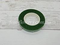 Тейп-лента темно-зеленая, фото 1