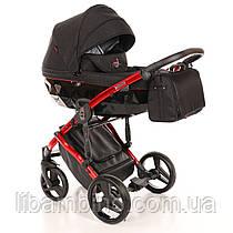 Дитяча універсальна коляска 2 в 1 Junama Diamond Individual 01