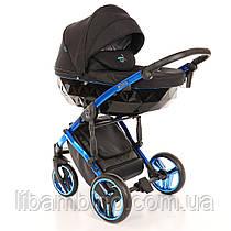 Дитяча універсальна коляска 2 в 1 Junama Diamond Individual 02