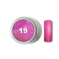"Цветной гель № 19 METALLIC COLLECTION Neon Pink 5 мл ""Gelliant"""