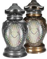 Лампион серый 34 см
