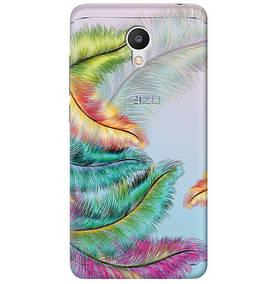 Силиконовый чехол СP-Case на Meizu M3 Note Fluff