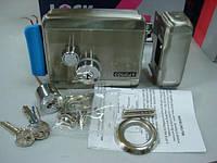Электромеханический замок для калитки. Возможно с установкой. Гарантийное и послегарантийное обслуживание.