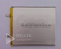 Аккумулятор литий-полимерный 3.7V 2800mAh 3,5*80*92мм