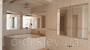 Зеркало (диамант) в ванную комнату