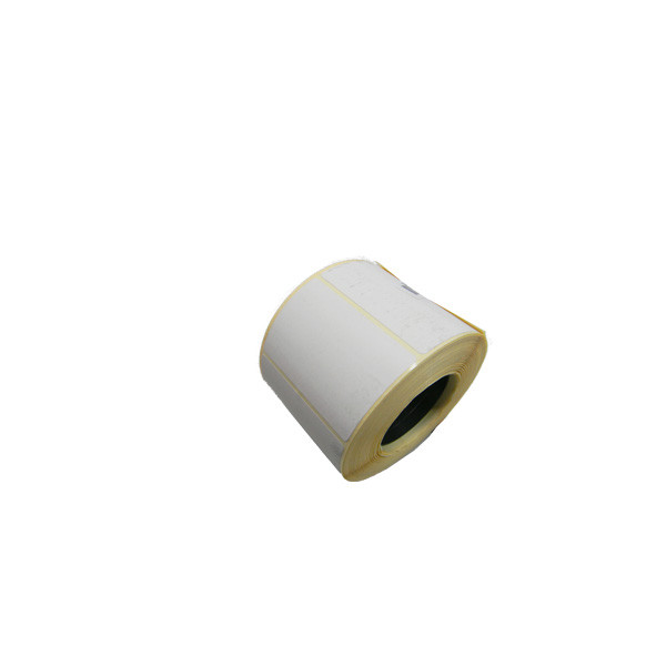 Ценник прямоуг. 58х40 (700шт) термо принт. (белая) **