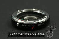 Перехідне кільце Photodiox PRO Konica AR - Nikon F (з лінзою), фото 1
