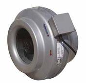 Круглый канальный вентилятор Тепломаш ВКК-160