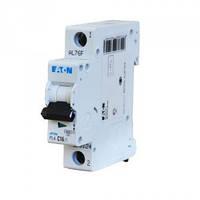 Автоматический выключатель Eaton PL4 6А 1Р